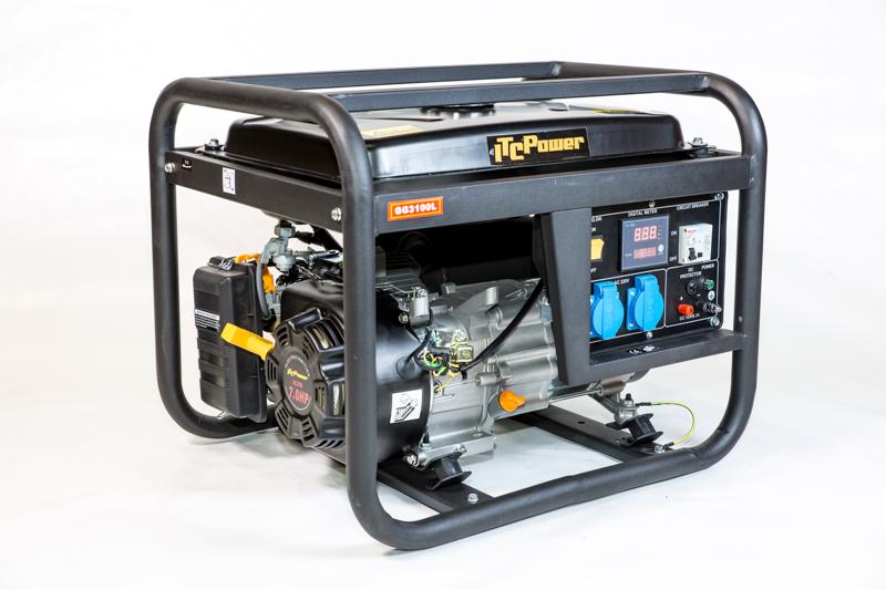 Gg3100l generador gasolina itcpower 3 kw econ mico gran - Generadores electricos de gasolina ...