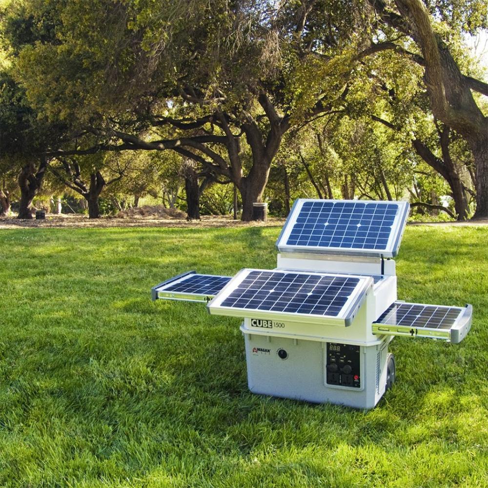 E Power 1500 Generador Solar 1500w Plus Generador Ecol 243 Gico